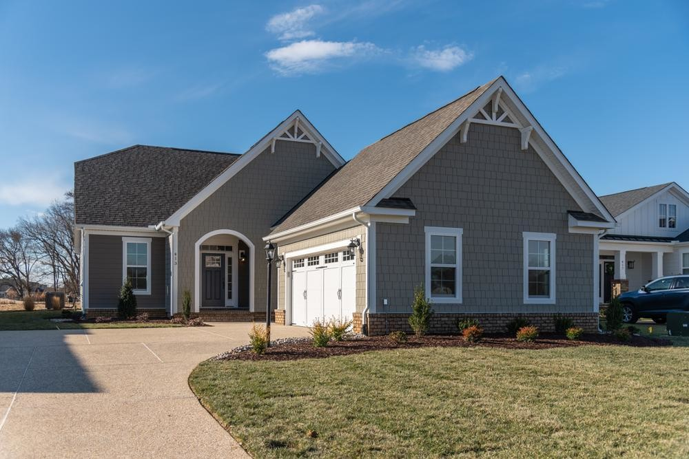 Move In Ready New Home In The Parke at Cypress Creek Community