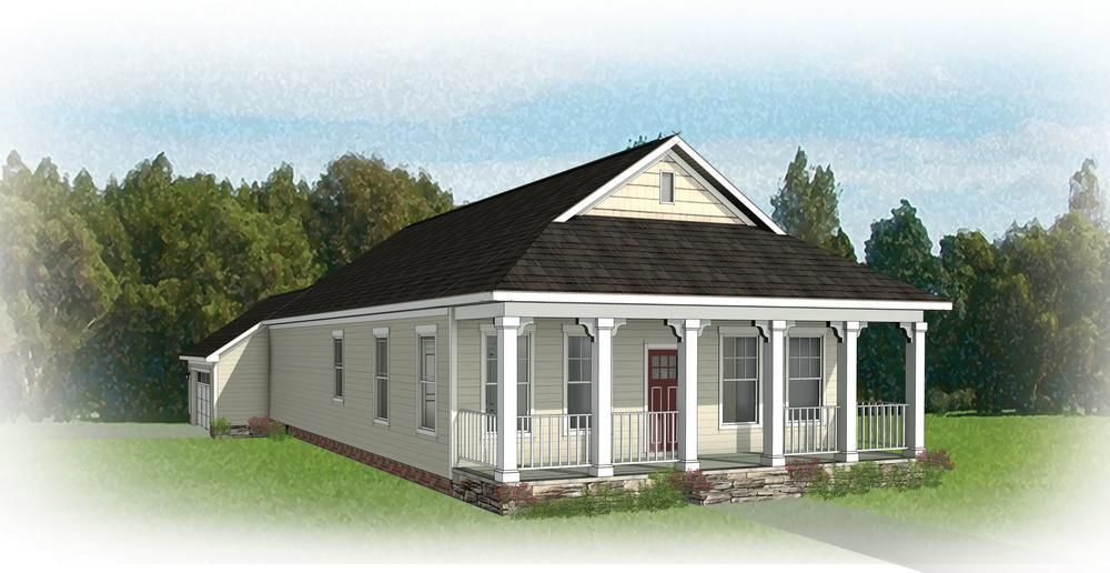 Ready To Build Home In The Parke at Cypress Creek Community