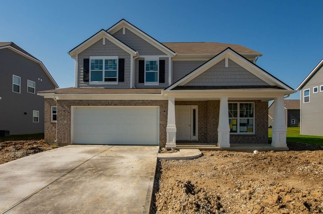 Move In Ready New Home In Tamarack Community
