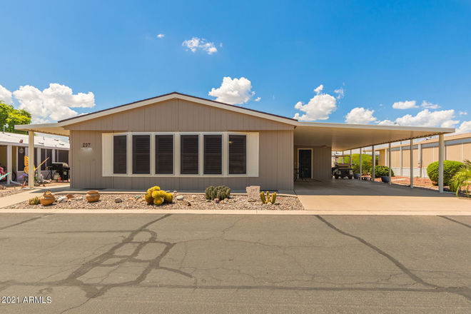 Remodeled 2-Bedroom Mobile Home In Apache Junction
