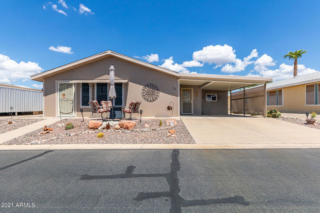 Updated 2-Bedroom Mobile Home In Apache Junction