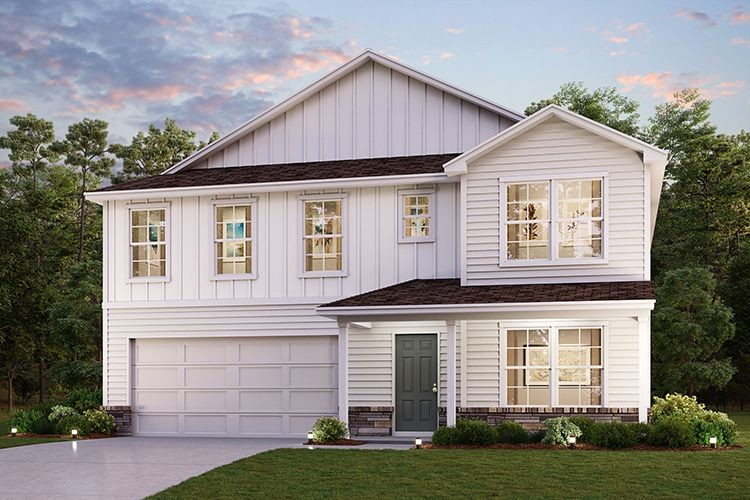 Move In Ready New Home In Old Stone Crossing Community