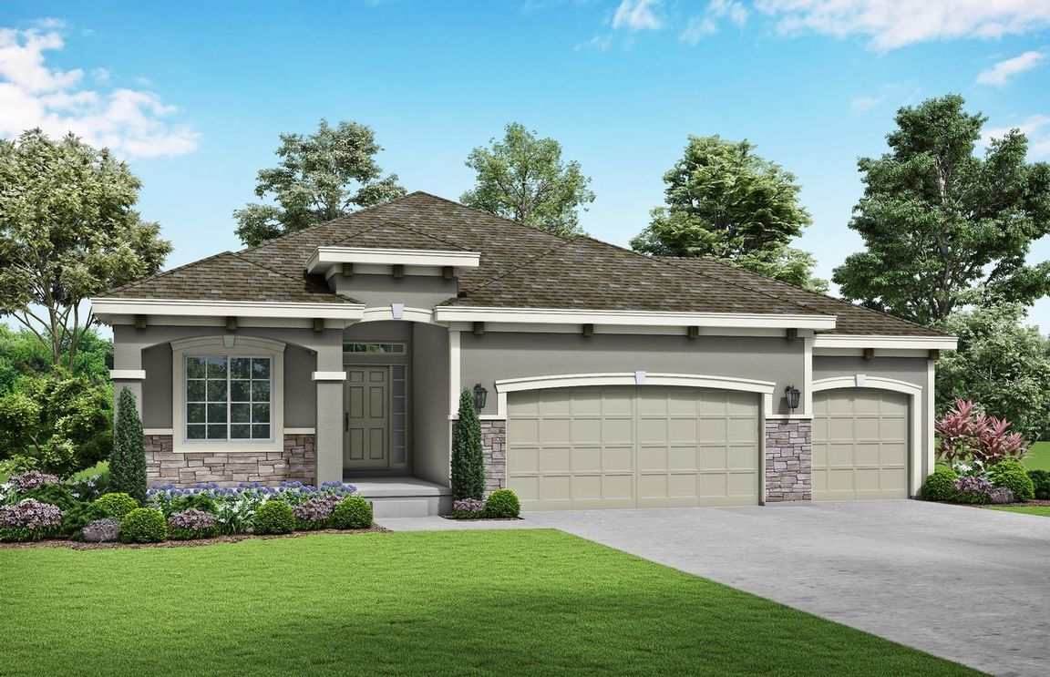 Move In Ready New Home In Southpointe Community