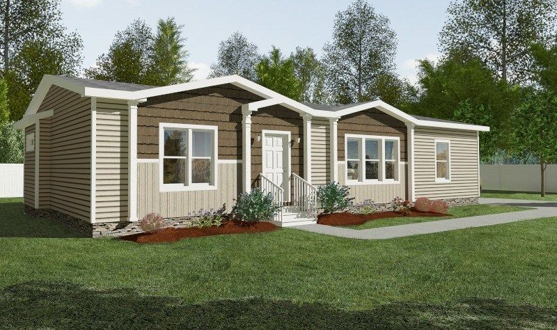 3-Bedroom Mobile Home In Chisholm Point