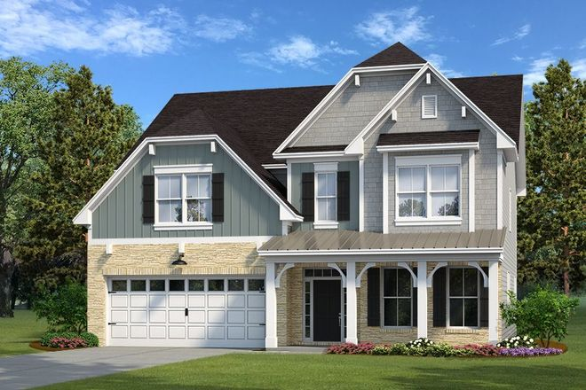 Move In Ready New Home In The Enclave at Berwick Plantation Community