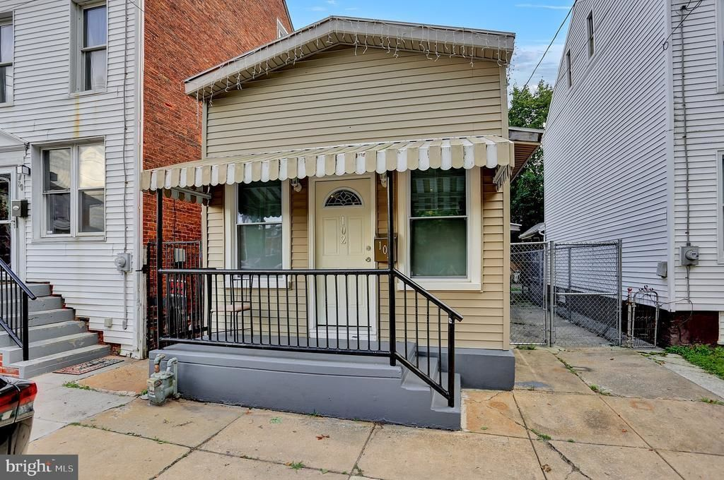 Renovated 1-Bedroom House In Southwest York