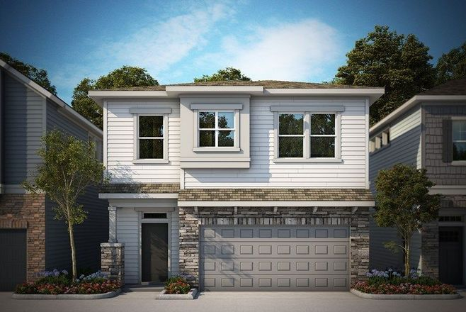 Ready To Build Home In Trailside at Cottonwood Creek Community