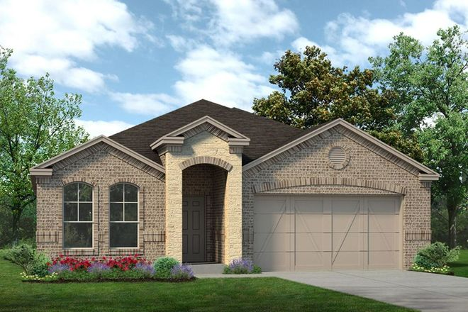 Move In Ready New Home In Palomino Estates Community