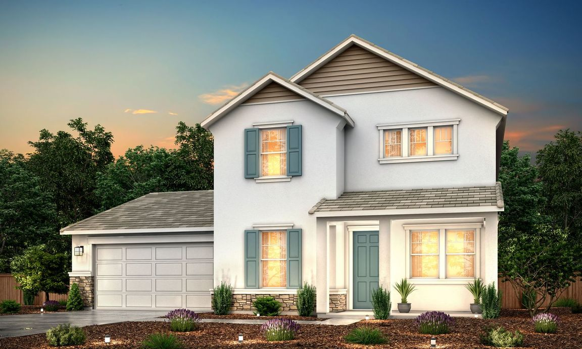 Move In Ready New Home In Monarch Community
