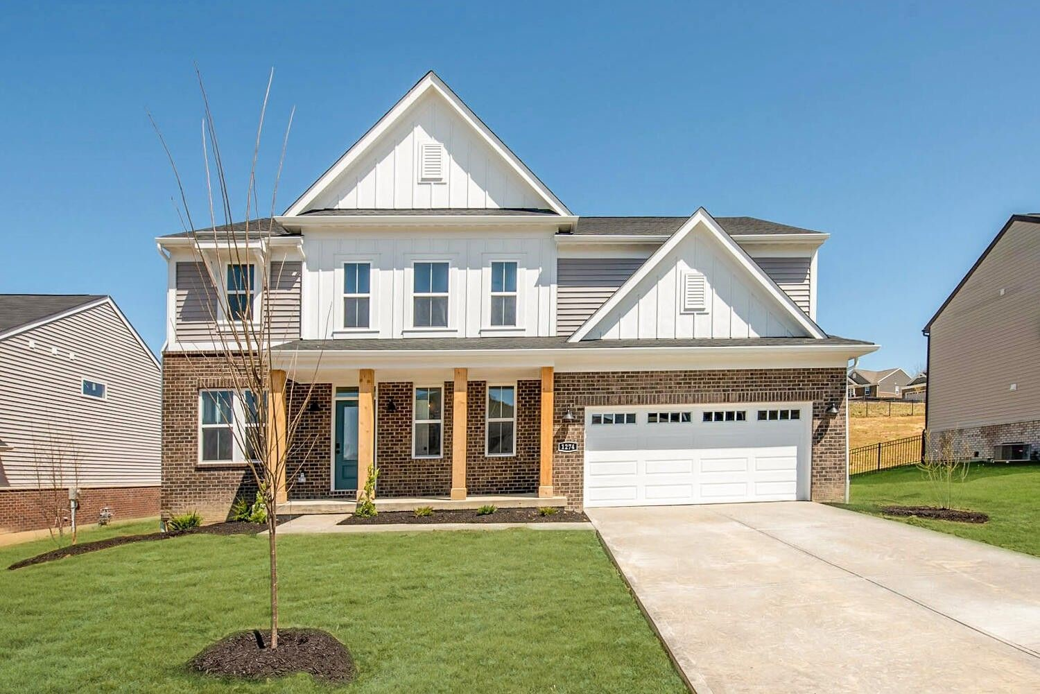 Move In Ready New Home In The Reserve of Parkside Community