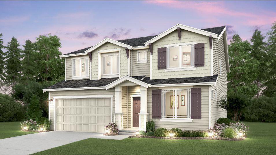 Move In Ready New Home In Stewart Crossing Community
