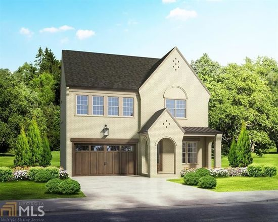 Move In Ready New Home In The Enclave at Dunwoody Park Community
