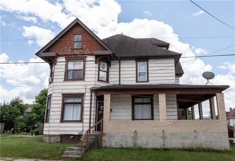 2-Story House In Connellsville