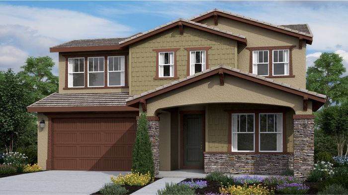 Move In Ready New Home In The Preserve - Highlands Community