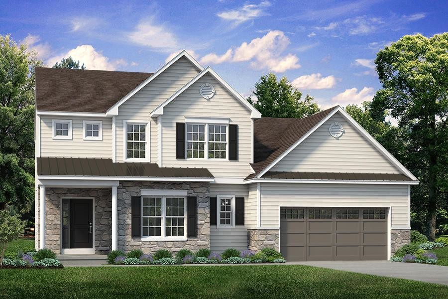 Move In Ready New Home In Northwood Farms Community