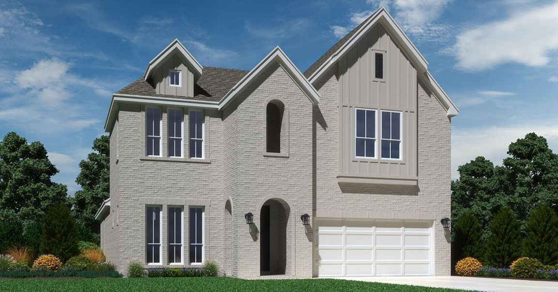 Ready To Build Home In Allen's Mill Community