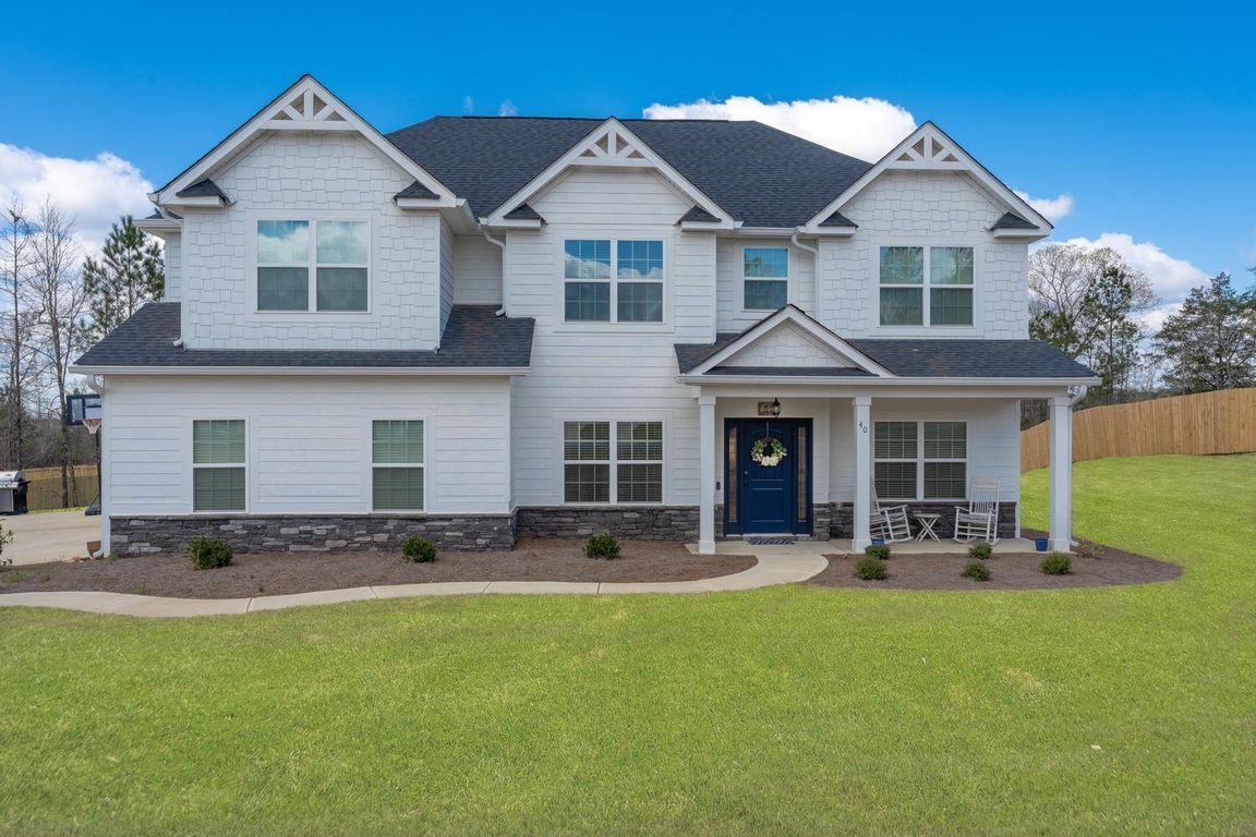 Move In Ready New Home In Wimberly Station Community