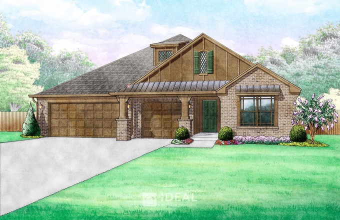 Move In Ready New Home In Red Canyon Ranch Community
