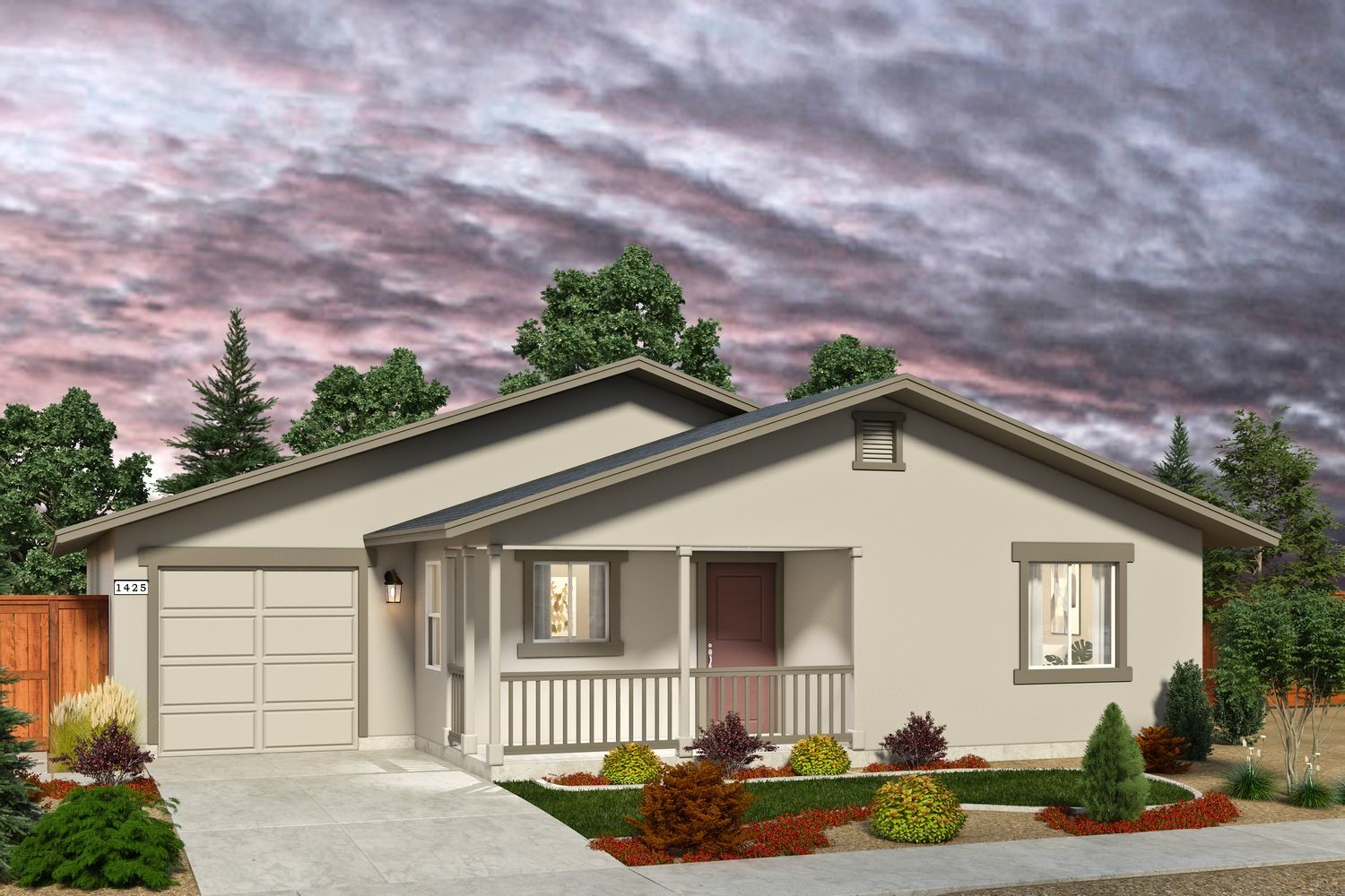 Ready To Build Home In The Flats at Ponderosa Community