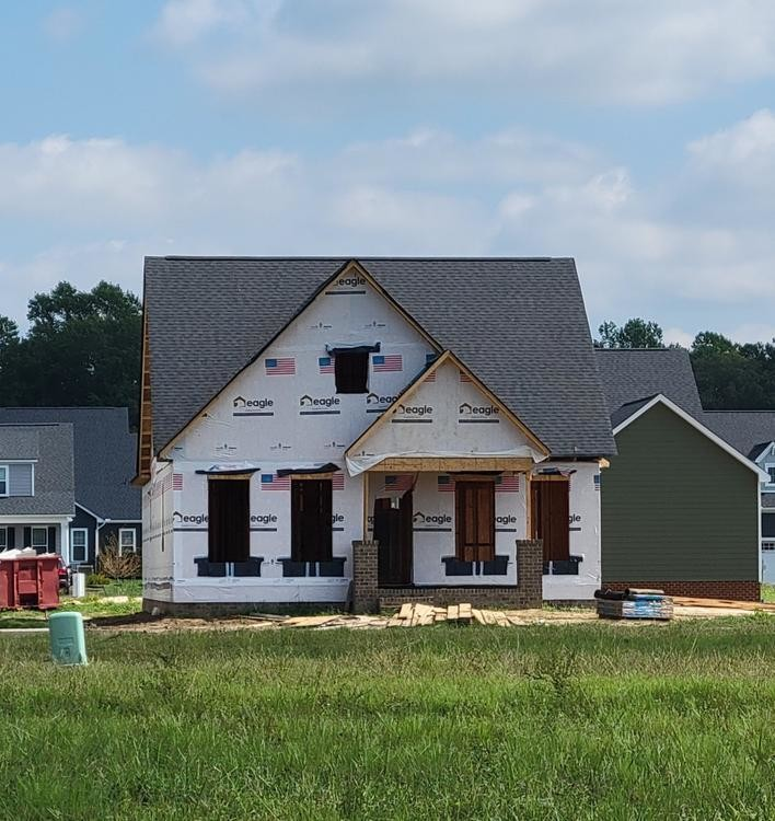 Move In Ready New Home In Lauradell Community