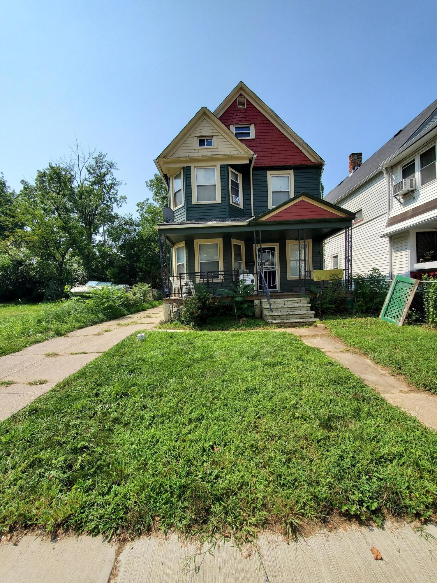Renovated 3-Bedroom House In St Clair Superior