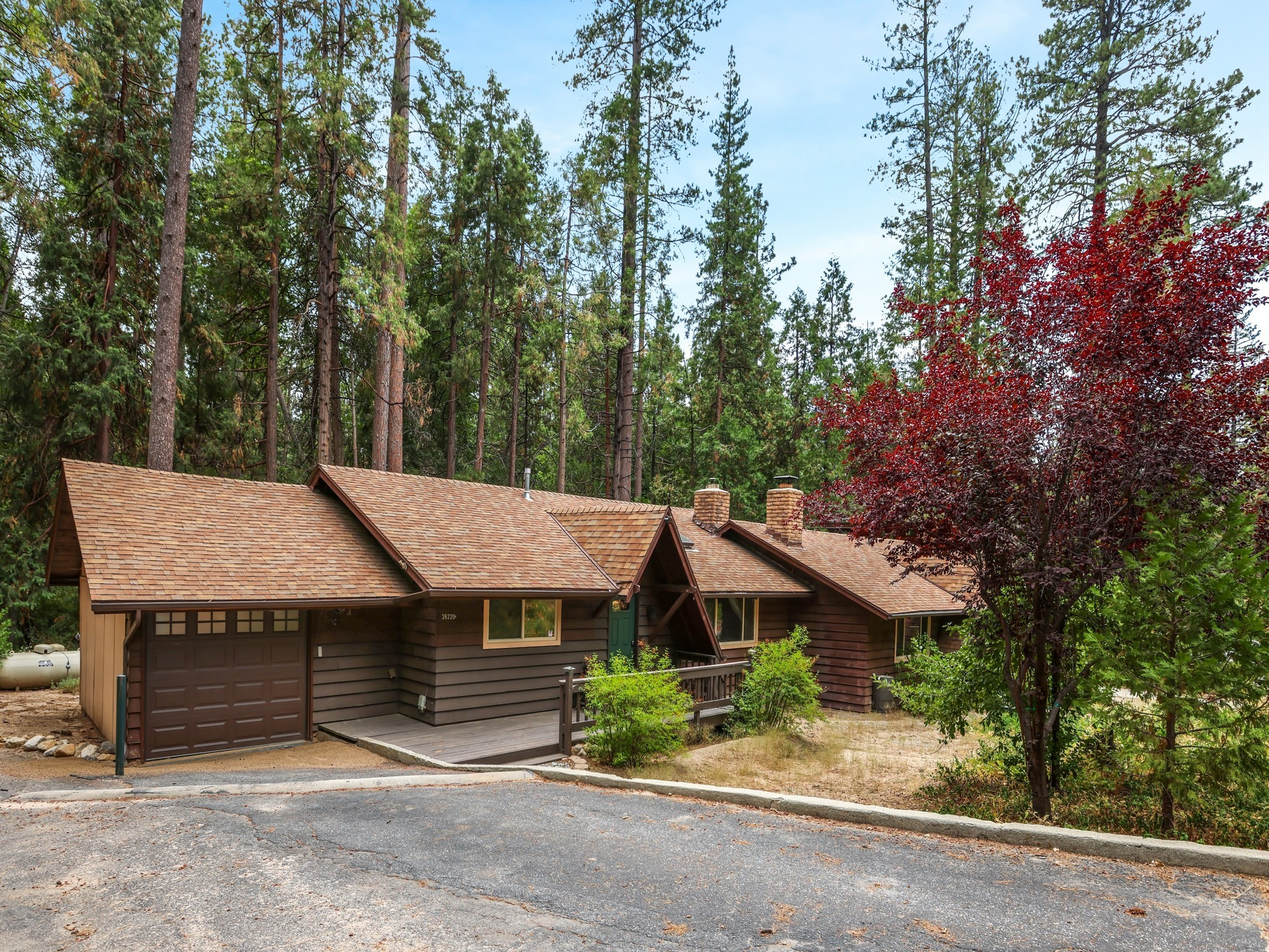 4-Bedroom House In Idyllwild Mountain Park