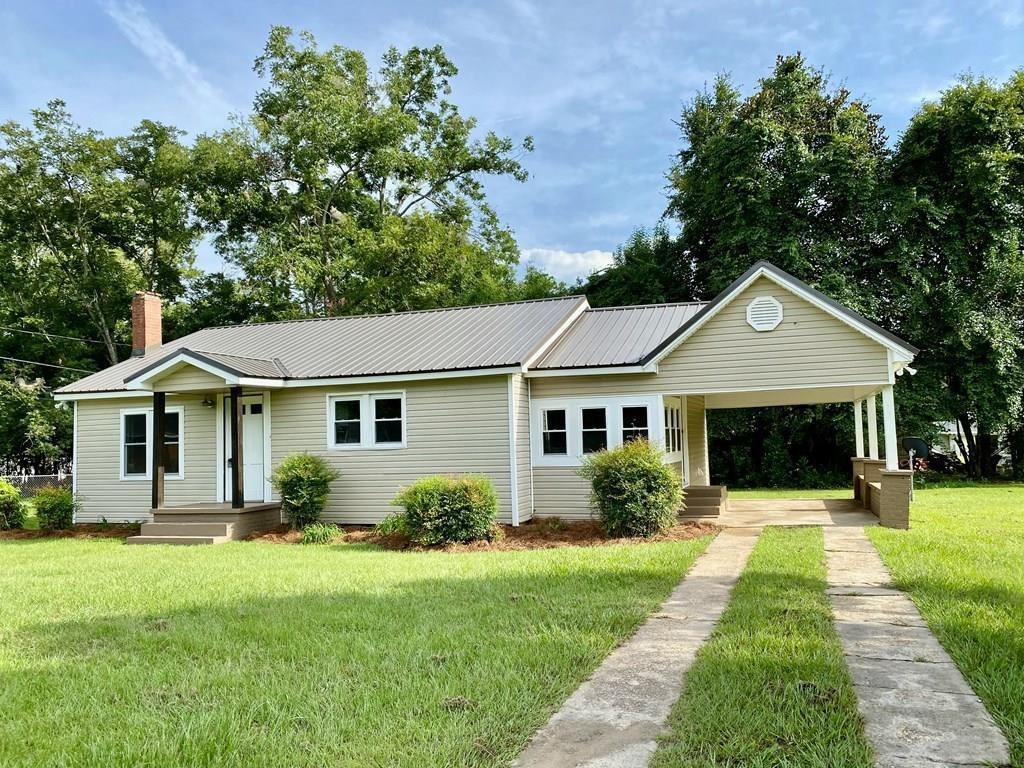 Remodeled 2-Bedroom House In Ocilla