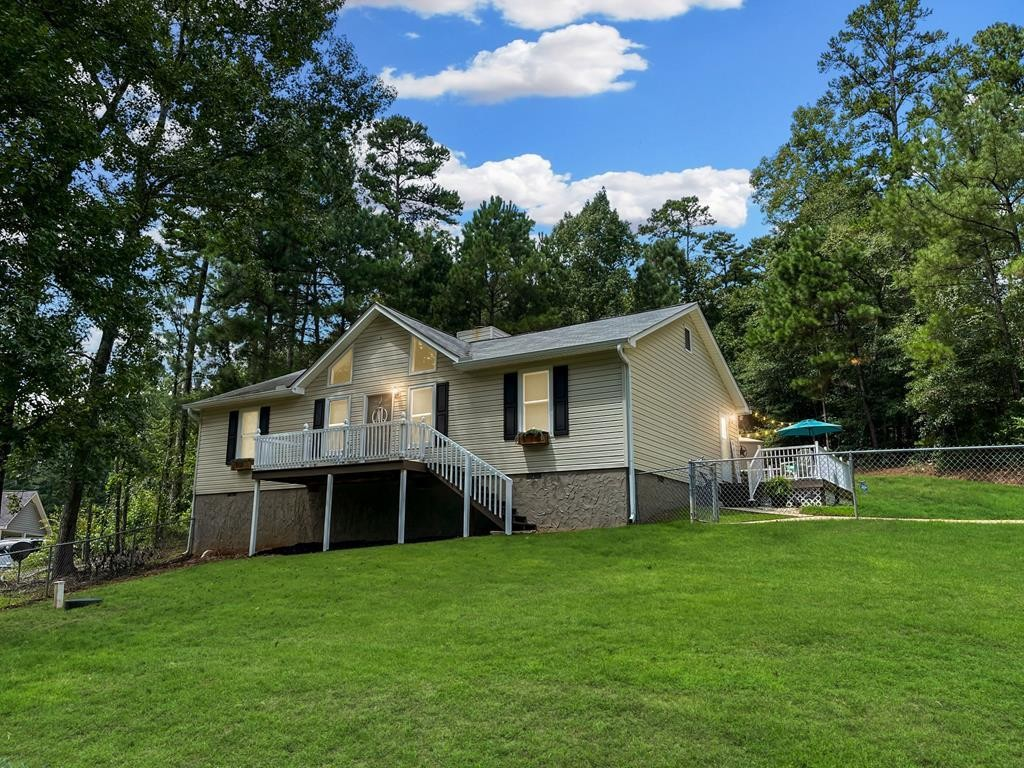 Updated 3-Bedroom House In North Augusta