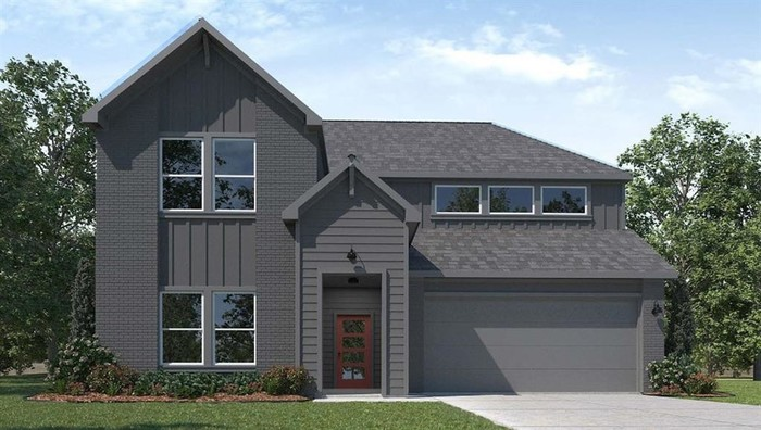 2462 SqFt House In Rayburn Country