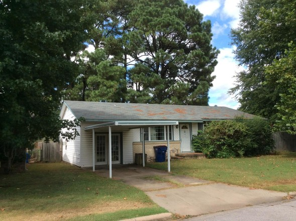 3-Bedroom House In Fort Smith