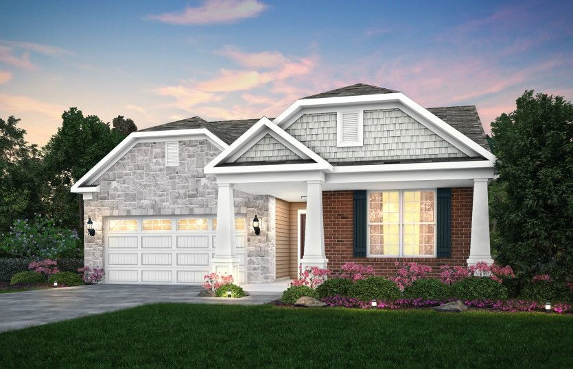Move In Ready New Home In The Retreat at Liberty Lakes Community