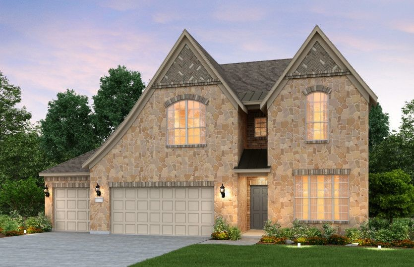 Move In Ready New Home In The Overlook at Cielo Ranch Community