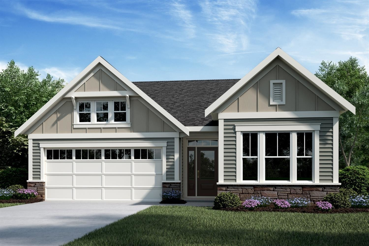 Move In Ready New Home In Providence Community