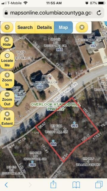 Lot In Knob Hill South