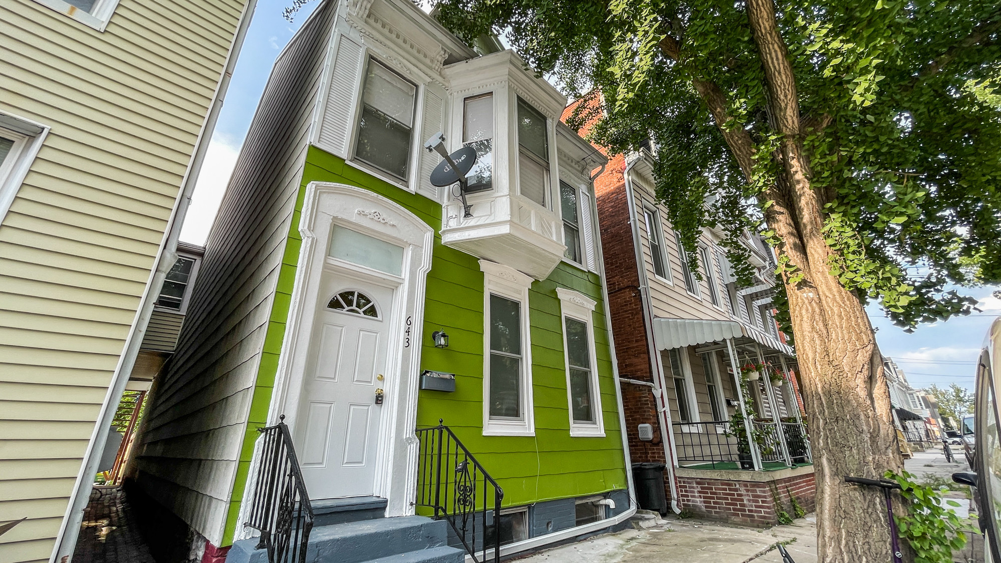 Remodeled 4-Bedroom House In The Avenues