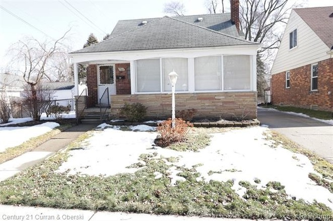 Updated 3-Bedroom House In Far West Detroit