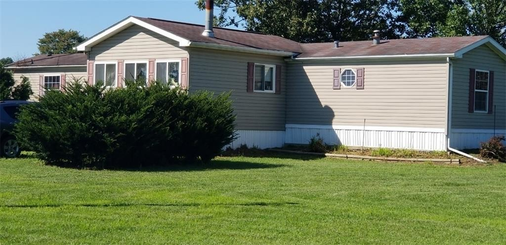 1376 SqFt Mobile Home In Linesville