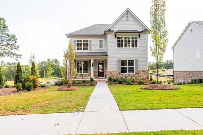 4035 SqFt House In Scottdale