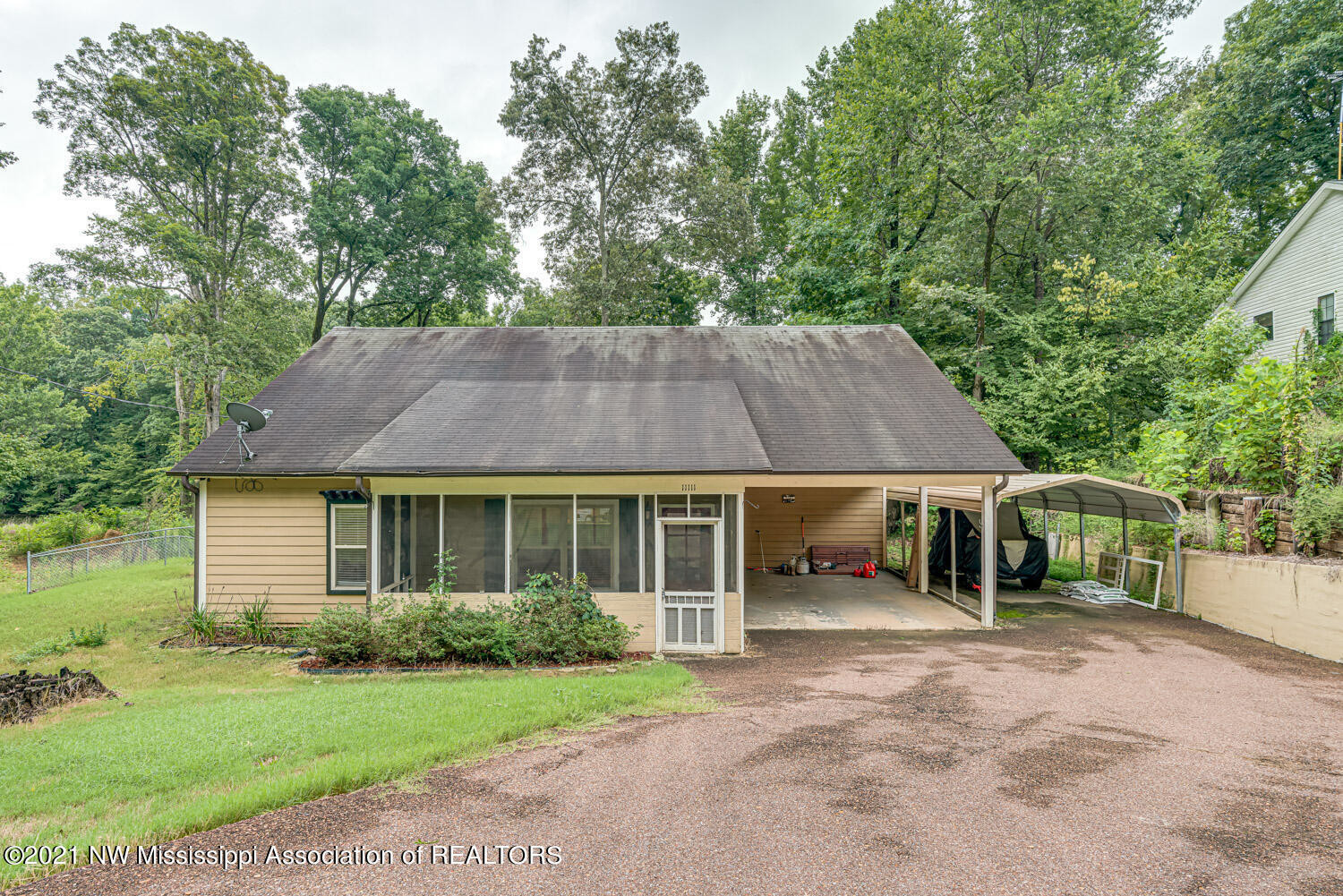 3-Bedroom House In Chickasaw Bluff