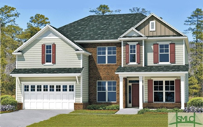 Move In Ready New Home In Brookhaven Community