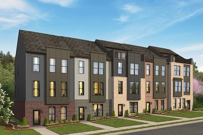 Ready To Build Home In Liberty Park Community