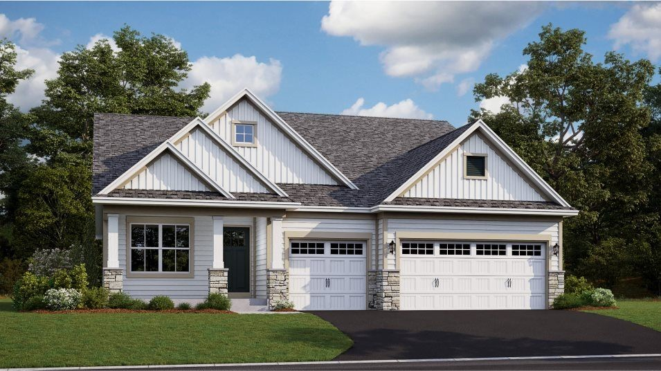 Move In Ready New Home In Watermark - Heritage Collection Community