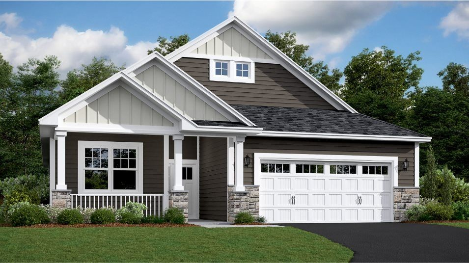 Move In Ready New Home In Watermark - Discovery Collection Community