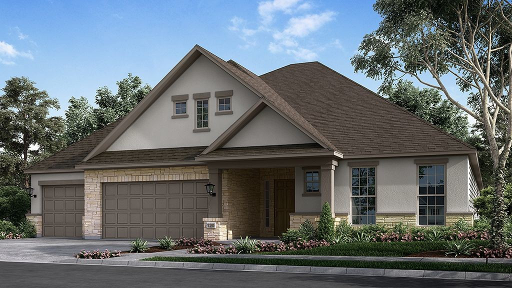 Move In Ready New Home In Parten 75s Community