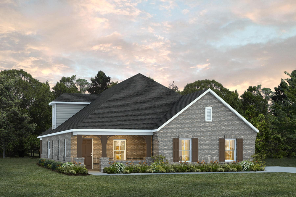 Move In Ready New Home In Kamden's Cove Community