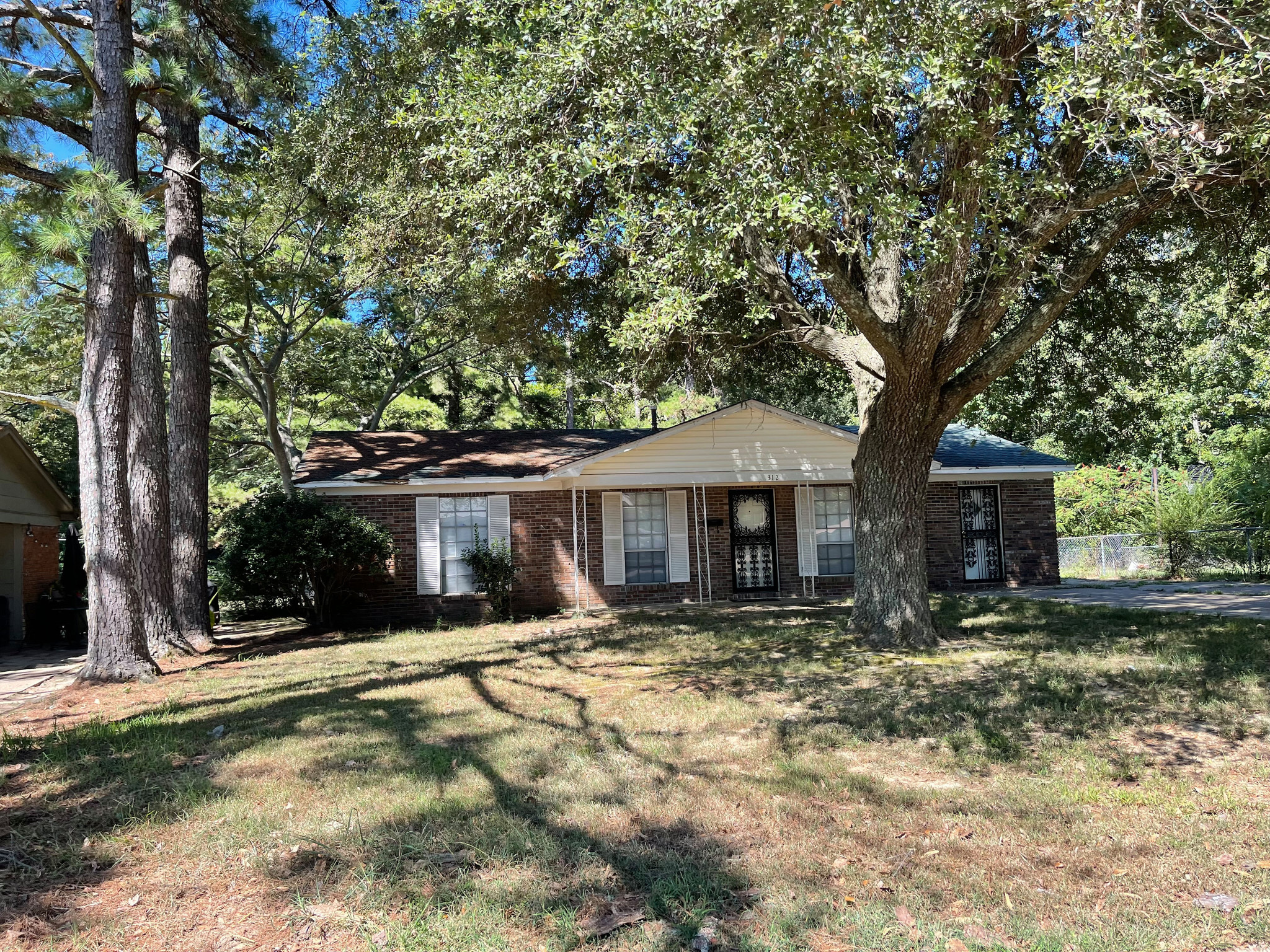 1-Story House In Desoto Heights