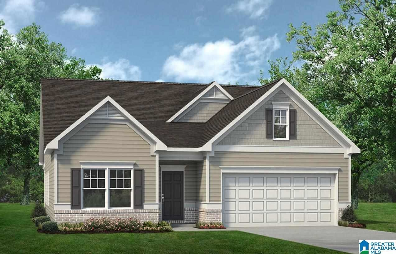 Move In Ready New Home In Springs Crossing Community