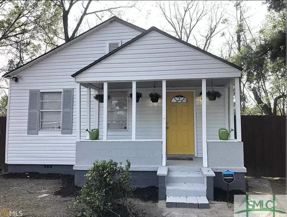 House In Carver Heights