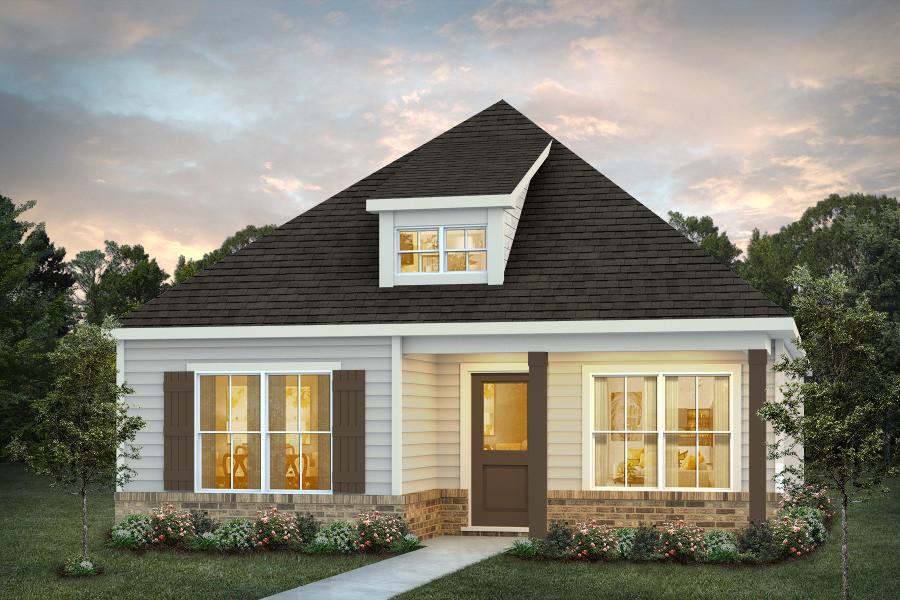 Move In Ready New Home In Camden Ridge West Community