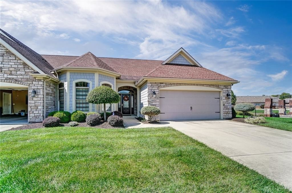 1-Story Condo In Villages Of Concord